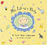 My Life As a Baby: A First Year Calendar (Personal Organizer)