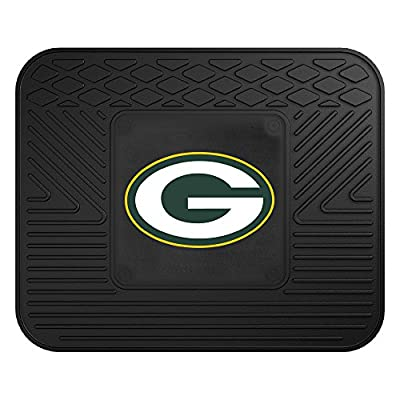 FANMATS NFL Green Bay Packers Vinyl Car Mat