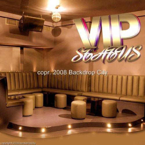 10x10 Hip Hop Rap Club VIP Background Backdrop