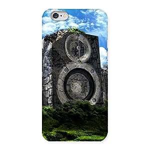 Ajay Enterprises Extant Speaker Of Rocks Back Case Cover for iPhone 6 6S