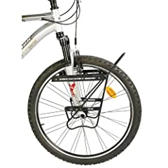Zefal Touring Raider Front Bike Rack (Black) by Zefal