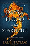 Days of Blood and Starlight (Daughter of Smoke and Bone Trilogy) Laini Taylor