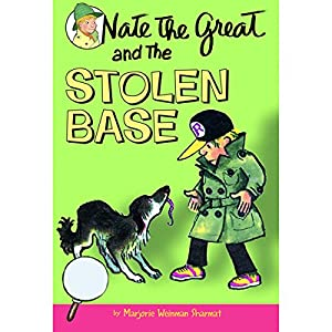 Nate the Great and the Stolen Base Audiobook