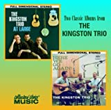 Songtexte von The Kingston Trio - At Large / Here We Go Again!