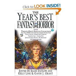 The Year's Best Fantasy & Horror 21 - Ellen Datlow,Kelly Link