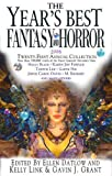 img - for The Year's Best Fantasy and Horror 2008: 21st Annual Collection (Year's Best Fantasy & Horror) book / textbook / text book