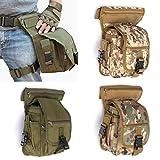 ELEGIANT-Mode-Hfttasche-Outdoor-Reisen-Sport-Beinbeute-Tasche-Taktische-Airsoft-Militr-Tropfen-Bein-Schenkel-Bag-Dienstprogramm-Grtel-Tasche-Grtelbefestigung