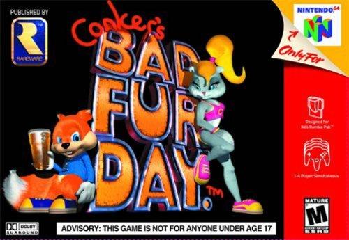 Conker's Bad Fur Day (Super Scar Trigger compare prices)
