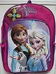Disney Frozen Backpack - Anna, Elsa &...