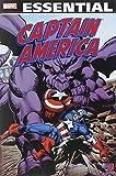 Essential Captain America - Volume 7 by Roger McKenzie (2013-08-06)