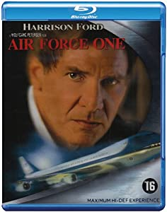 Air Force One [Blu-ray] [Import belge]