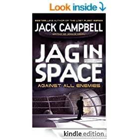 JAG in Space: Against All Enemies (JAG in Space ( Paul Sinclair) Book 4)