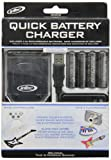 Universal Quick Charger with 4 AA Rechargable Batteries