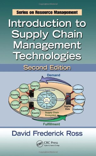 Introduction to Supply Chain Management Technologies,...