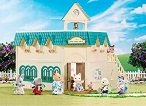 Calico Critters Berry Grove Elementary School from Calico Critters