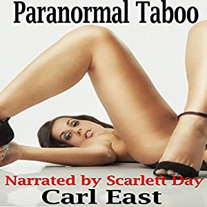 Paranormal Taboo Audiobook