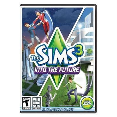 Brand New Electronic Arts Sims 3 Into The Future Pc