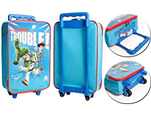 Childrens wheelie suitcase, travel bag Disney Toy Story