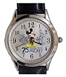Mickey Mouse Watch 75 Years With Mickey Collectible Disney Wristwatch