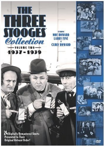 Three Stooges Collection, the - 1937-1939