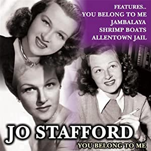 Jo Stafford -  You Belong To Me cd2