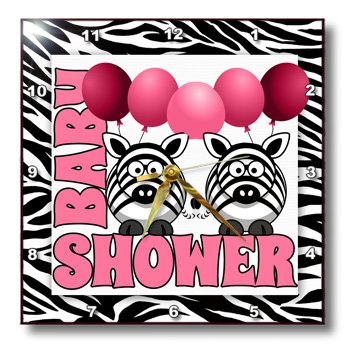 Girl Jungle Theme Baby Shower front-1026347