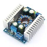 DROK 150W DC Boost Converter Power Transformer Module Voltage Regulator Board 10-32V/8-16V to 8-46V 12/24V Step-up Volt Inverter Controller Stabilizer for Car Automotive Vehicle Motor Generator