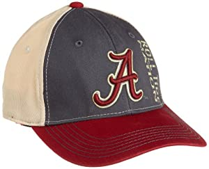 NCAA Men's Alabama Crimson Tide Recruit Cap (Cardinal, One Size)