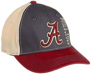 NCAA Men's Alabama Crimson Tide Recruit Cap (Cardinal, One Size)