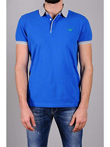 HENRY COTTON'S 8322750 84471 ROYAL POLO Uomo ROYAL S