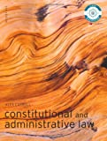 Constitutional and Administrative Law MyLawChamber Pack (1408256355) by Carroll, Alex