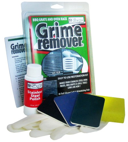 Siege 63000 BBQ Grate and Oven Rack Grime Remover (Cooking As A Chemical Reaction compare prices)