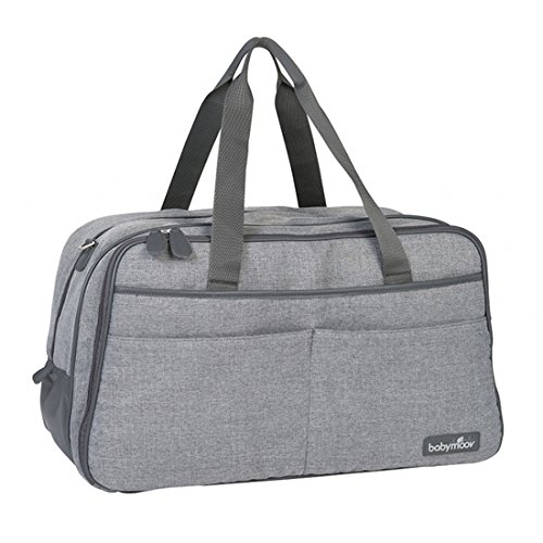 Babymoov Traveler Bag - Smokey