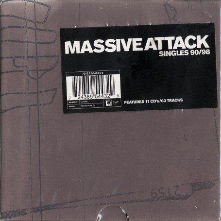 Massive Attack - Singles Collection - Zortam Music
