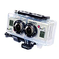 GoPro AHD3D-001 3D Hero Expansion Kit (Cameras Not Included) from GoPro Camera