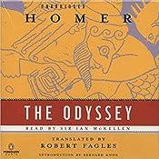 The Odyssey  | [Homer, Robert Fagles - translator]