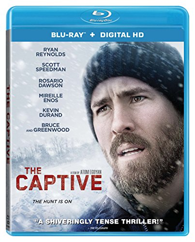 The Captive [Blu-ray + Digital HD]