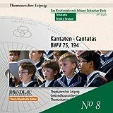 J.S. Bach: Cantatas, BWV 75 & 194