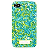 Lilly Pulitzer iPhone 4/4S Cover - Delta Delta Delta