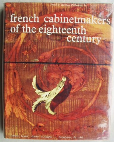 Image for French Cabinetmakers of the Eighteenth Century