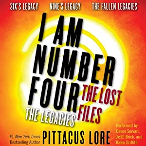 I Am Number Four: The Lost Files: The Legacies | [Pittacus Lore]