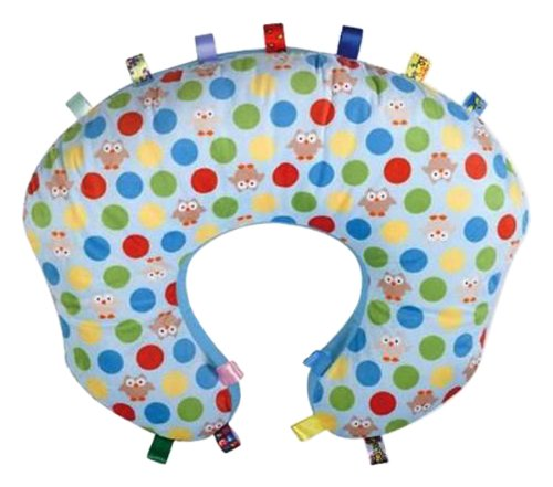 Comfort & Harmony Mombo In Taggies Deluxe Pillow & Infant Positioner front-769256