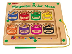 Amazon.com: Sorting Colors Magnetic Maze: Arts, Crafts & Sewing