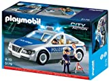 PLAYMOBIL 5179 Police car with flashing lights