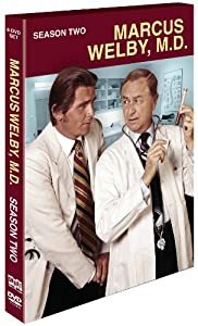 Marcus Welby, M.D. Season Two by Shout! Factory