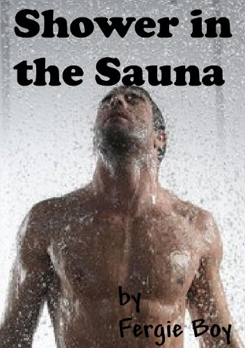Shower in the Sauna