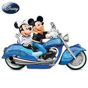 "Amazon.com - ""Mickey And Minnie: Star Power"" Motorcycle"