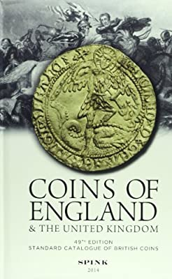 Coins of England and the United Kingdom 2014 de Philip Skingley