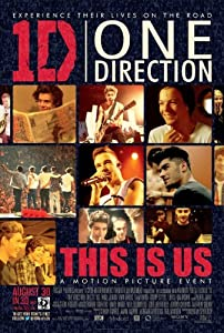 ONE DIRECTION: THIS IS US - Movie Poster - Double-Sided - 27x40 - Original