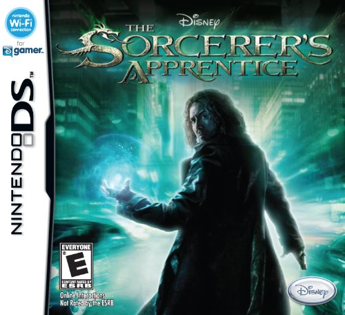 The Sorcerer's Apprentice - Nintendo DS - 1